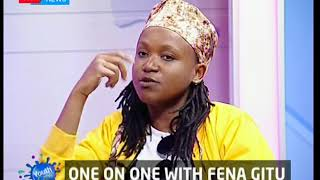 Fena Gitu talks about being CEO of her own Fenamenal Entertainment company