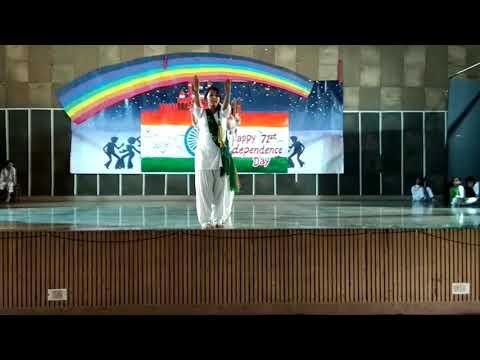 Snites present Vande Mataram dance drama choreographed  by Dr Pushpa Bagga credit SKP