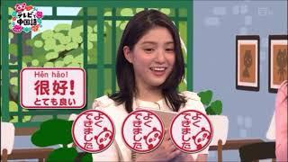 2016年度の「テレビで中国語」のピックアップです.