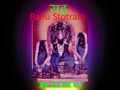 Rahu Stotram