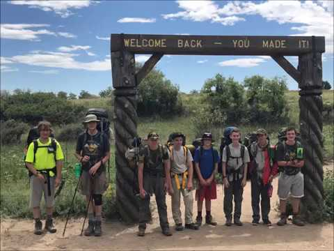 Philmont Scout Ranch New Mexico 2017