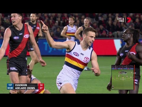 Highlights R21: Smith scores off Bomber blunder