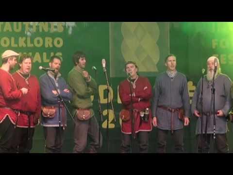 """Traditional Estonian music - Love song """"Tule minu ildaja istumaie, videvikku vietämäie!"""""""