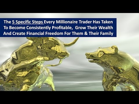 The 5 Specific Steps Every Millionaire Swing & Trend Trader Has Taken To Win The Trading Game