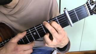 Cours de guitare - Georges BRASSENS : J