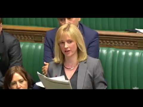 Rosie Duffield MP speaks on Education in House of Commons