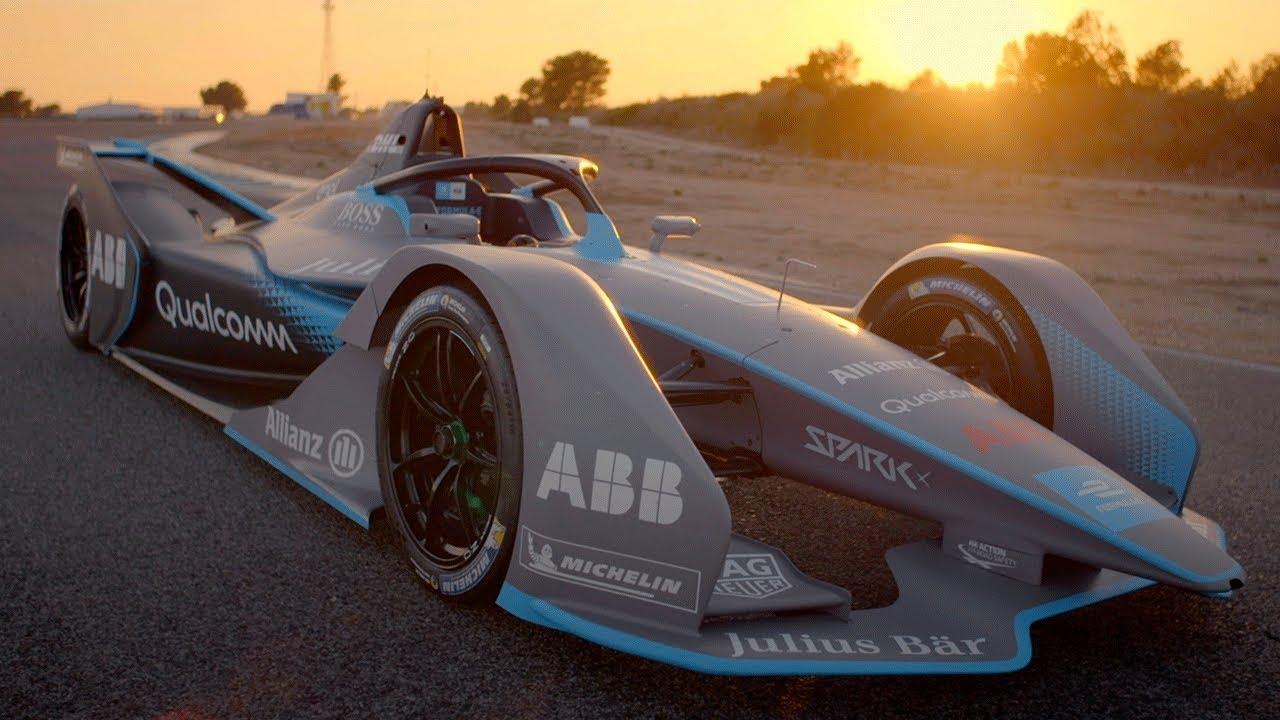 Fia Formula E Gen2 Car Performance Spec Sd 0 100 Geneva Motor Show