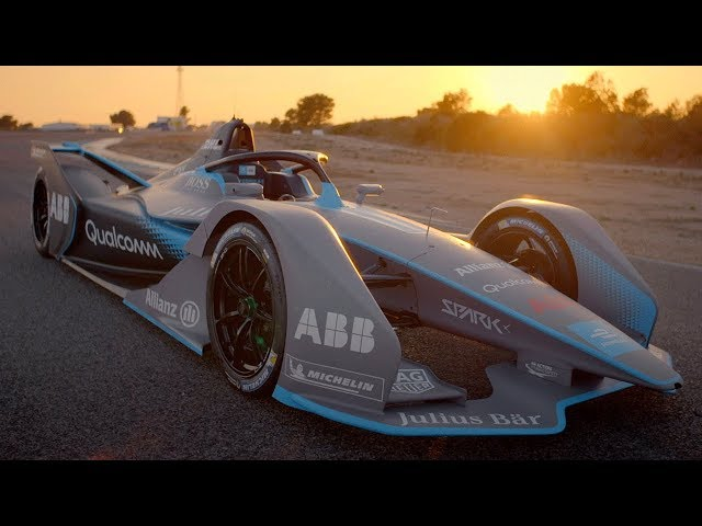 Formula E S Wild New Racecar Makes Electric Racing Look Cool The Verge