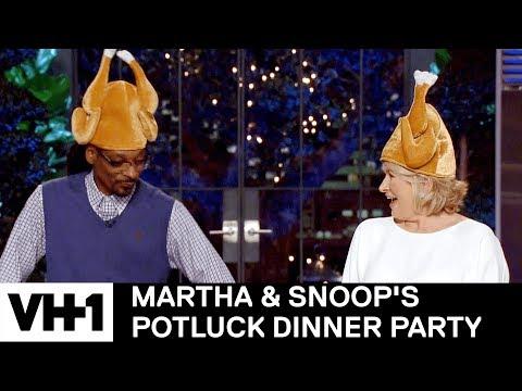 Download Youtube: Best of Martha & Snoop: Season 1's Host Moments | Martha & Snoop's Potluck Dinner Party