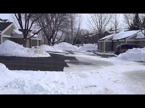 Winter Wonderland Eagan,  Minnesota