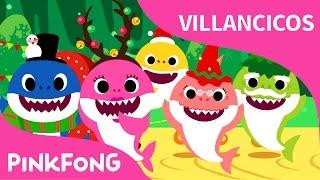 Tiburones Navideños | Villancicos de Navidad | Pinkfong Canciones Infantiles thumbnail