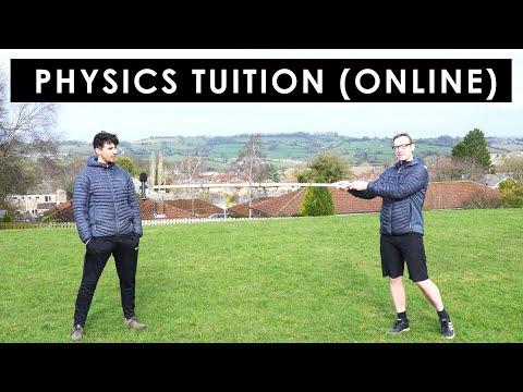 GCSE Physics Online Tuition