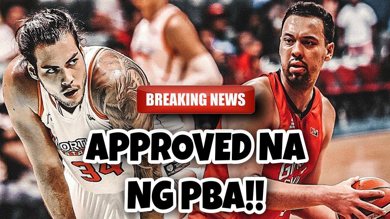 Download Standhardinger to Ginebra Aprobado na ng PBA!