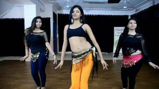 Dance Fun | Beautiful Liar - Beyonce ft. Shakira | Belly Dance | Choreography | Niharika Singh
