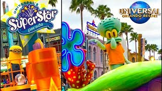 Universal's Superstar Parade & Facts!- Universal Studios Orlando