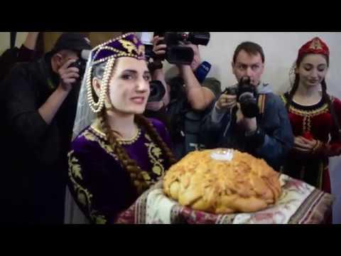 Открытие армянского культурного центра им.Месропа Маштоца г.Тюмень
