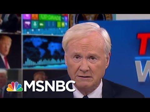 Matthews: If Donald Trump's Innocent, He Needs To Stop Acting Guilty | Hardball | MSNBC