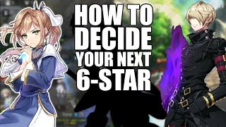 Epic Seven - Who Should You 6 Star Next/First?