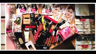 Unboxing|huge Nykaa makeup haul| Nykaa sale haul| the great Nykaa summer sale haul|Nykaa luxe|mar Fy