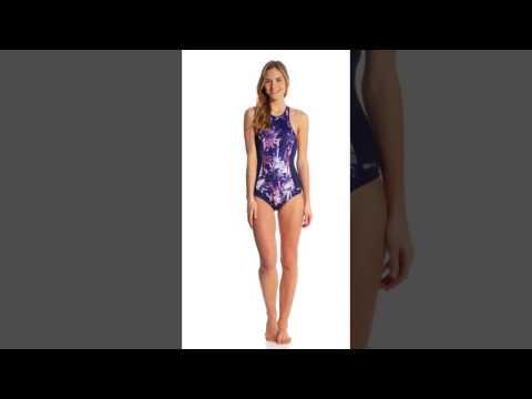 Roxy Women's Keep it Roxy Fashion One Piece Swimsuit   SwimOutlet.com