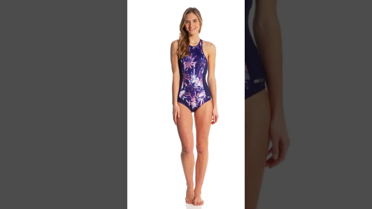 752e3f05036ea Roxy Women's Keep it Roxy Fashion One Piece Swimsuit | SwimOutlet.com