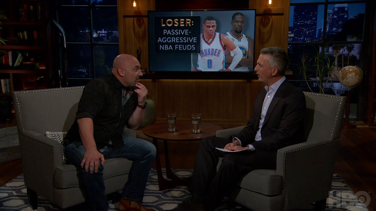Download Episode 16 Highlights: Any Given Wednesday with Bill Simmons (HBO)