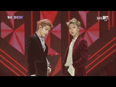NCT U, Baby Don't Stop [THE SHOW 180306]