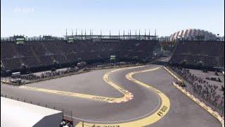 F1 2017 Career Mode Part 62 Mexico GP