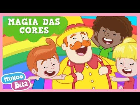 Mundo Bita - Magia das Cores [clipe infantil]