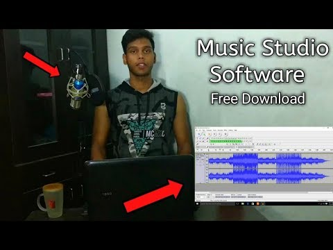 Music studio software free download,how to use music studio software how to setup budget musicstudio
