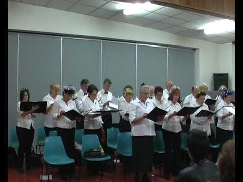 Camerata Singers of South Australia perform Jingle Bells