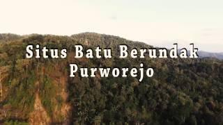 Bukit Pajangan Purworejo Drone View