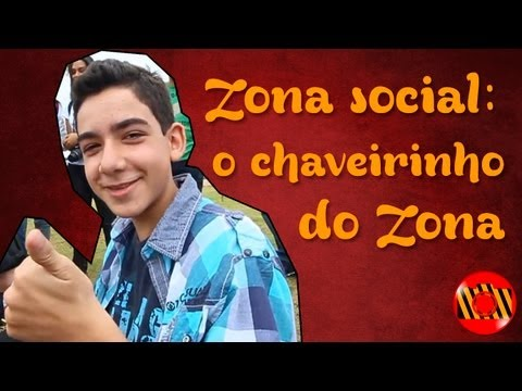 Zona social - O chaveirinho de São Paulo
