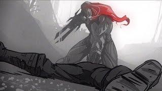Зед  Клеймо смерти | Анимационная мастерская League of Legends