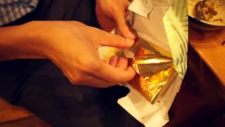 Marou Unwrapping