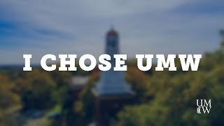 Why Mary Wash? Learn Why These Students Chose UMW