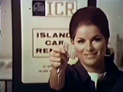 American Express TV commercial 1960s