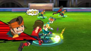 Inazuma Eleven Strikers (Wii) - Perfect Endou (can use any Hissatsus) (hacks for Dolphin)