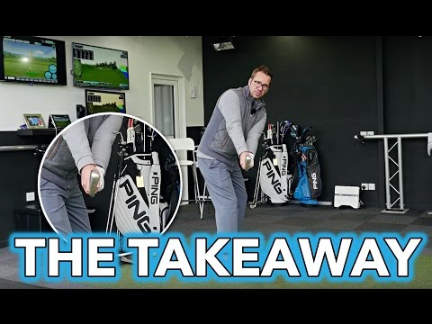 Golf Swing Fundamentals - Nail The Takeaway