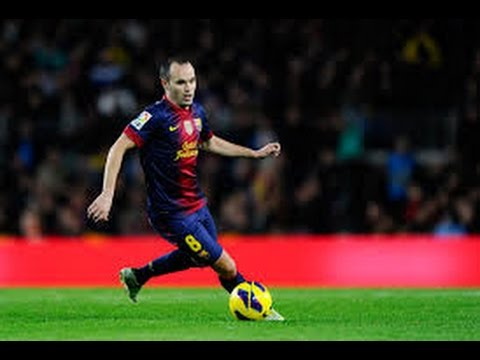 Andres Iniesta top 5 goals