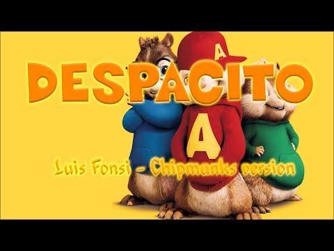 Luis Fonsi - Despacito (Chipmunks REMIX)