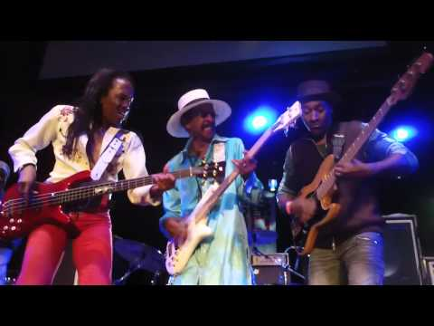 Bass Player Live!!2011  Larry Graham and Marcus Miller and Verdine White
