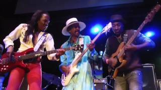 Bass Player Live!!2011 - Larry Graham and Marcus Miller and Verdine White