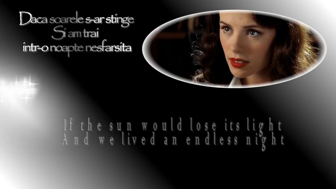 Download Leonard Cohen - If I Didn't Have Your Love, lyrics video(tradus romana)