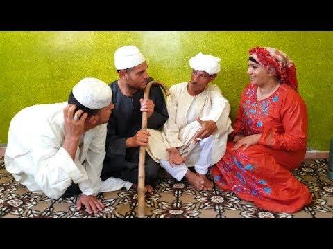 شاهد ماذا فعل الحاج شخلول مع اخت الحاج سعد / شى غير متوقع / هتفطس من ضحك😂😂