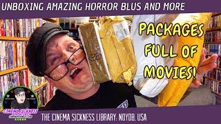 Amazing Horror Blu-rays   The Cinema Sicknesses Library: NOYDB, USA