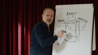 Bucket of Resilience - Lär dig hur du kan lösa upp lagrade reaktioner från stress och trauma