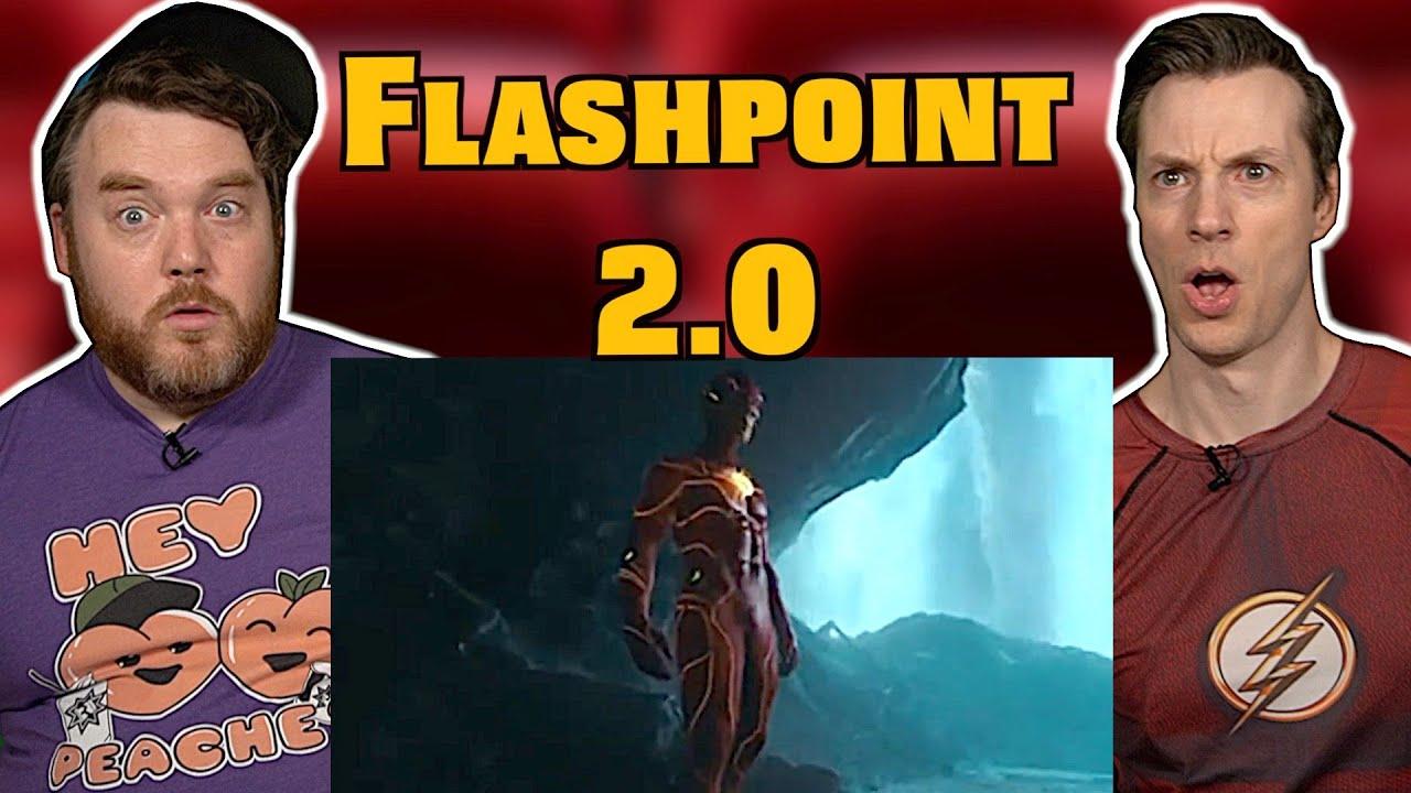 Download The Flash - Teaser Trailer Reaction