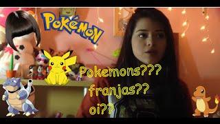 Pokemons,Franjas e apresentação do canal.