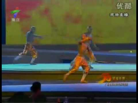 Circus Circus Agency presents : chinese Shaolin monks show  from china ( Artist id : c01)
